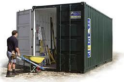 JJS Storage, Doncaster storage